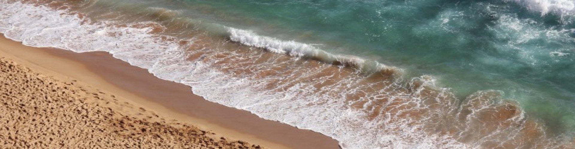 Kleopatra-Strand