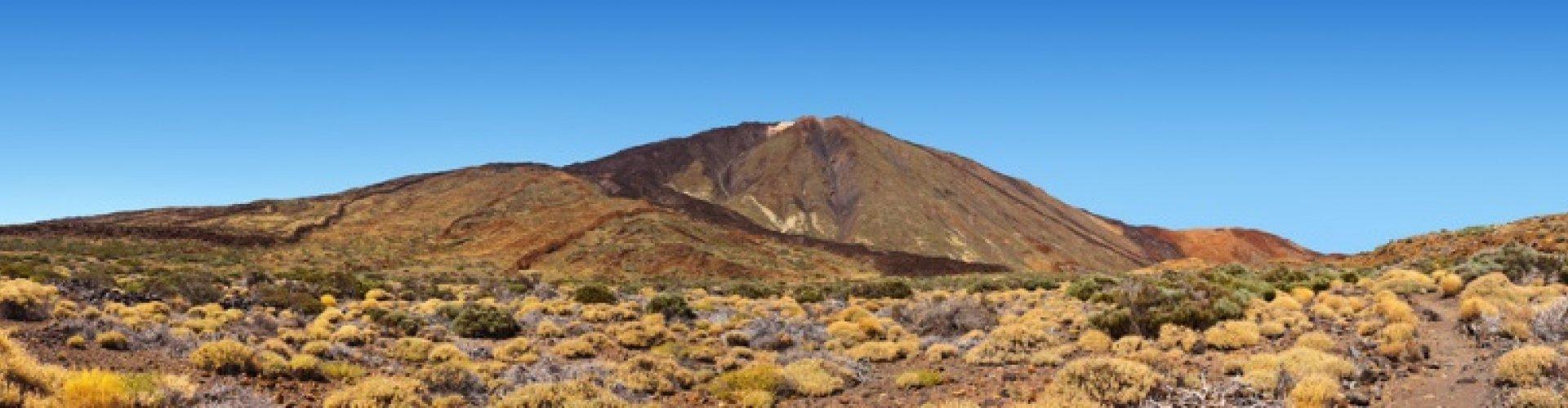 Pico del Teide & Caldera Las Cañadas