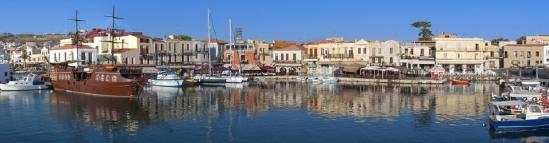 Rethymnon Stadt