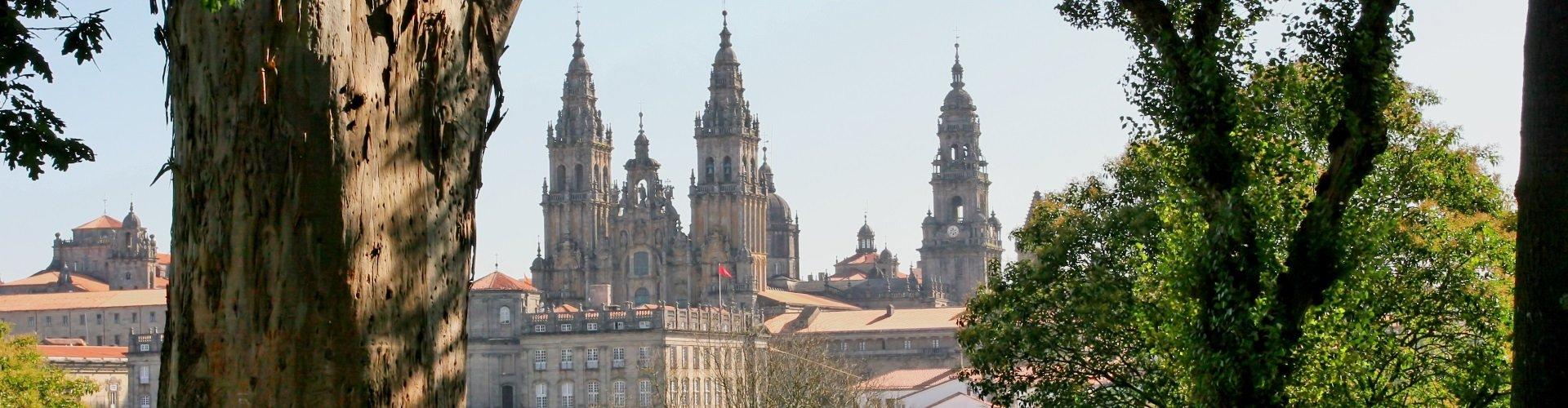 Ausflugsziel Santiago de Compostela