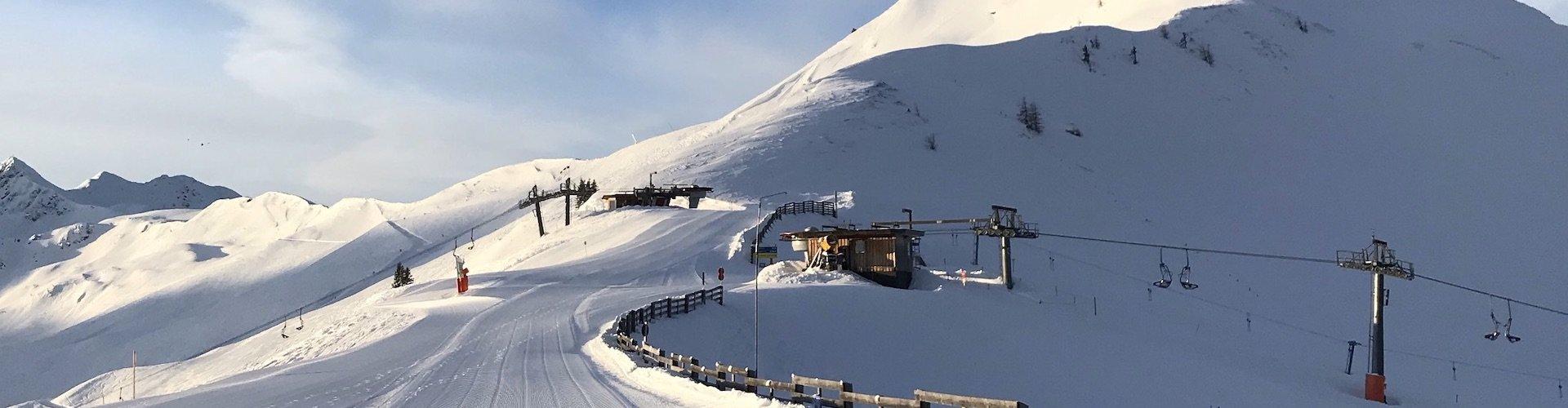 Skigebiet Alpbachtal Wildschönau