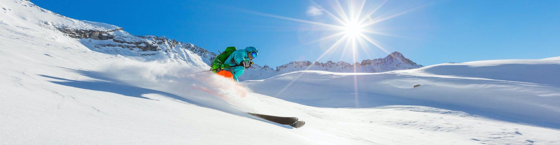 Skiregion Tiroler Zugspitzarena