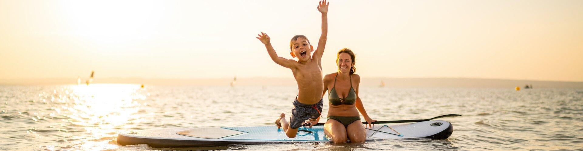 Familienurlaub mit Kleinkindern