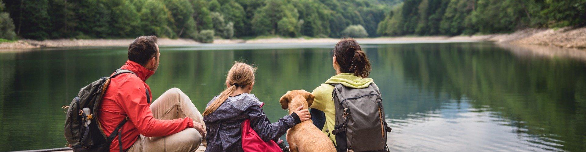 Nachhaltiger Familienurlaub
