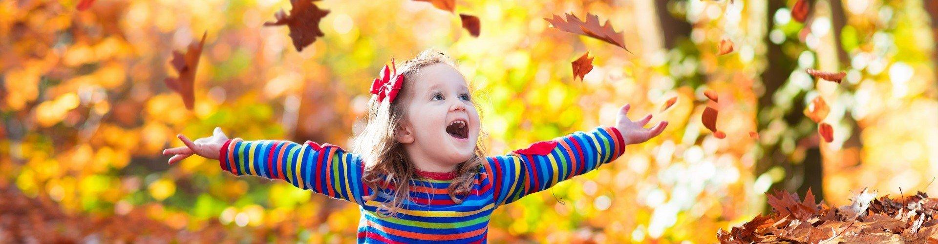 Familienurlaub in den Herbstferien