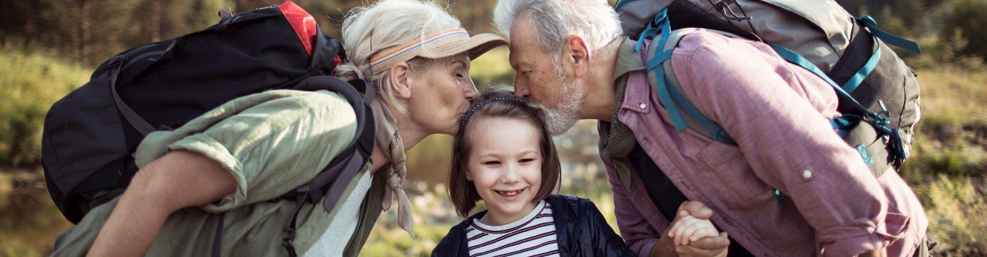 Reisemagazin Urlaub mit den Großeltern