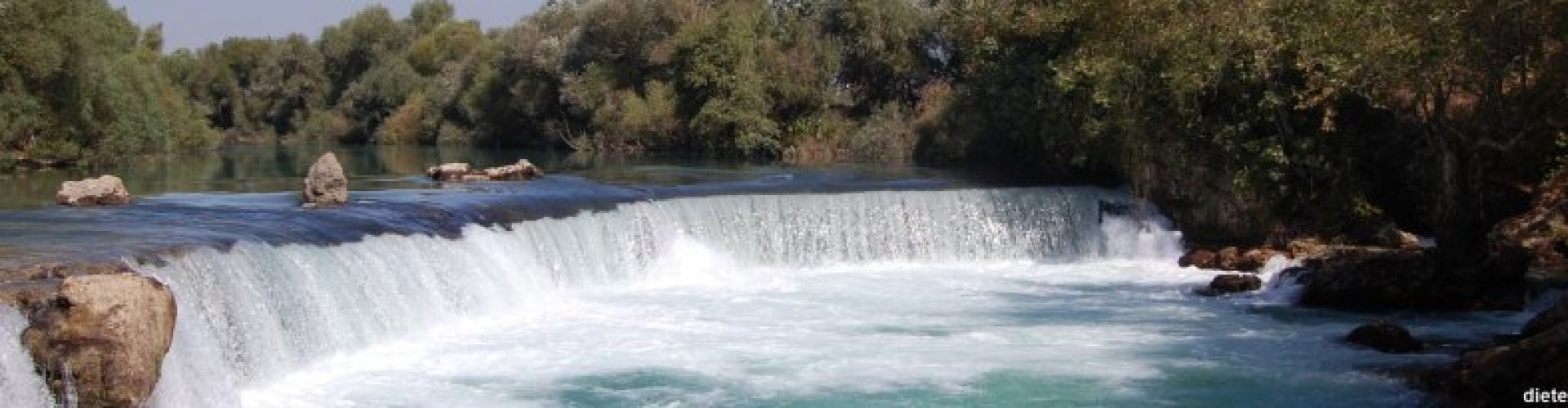 Manavgat-Wasserfall
