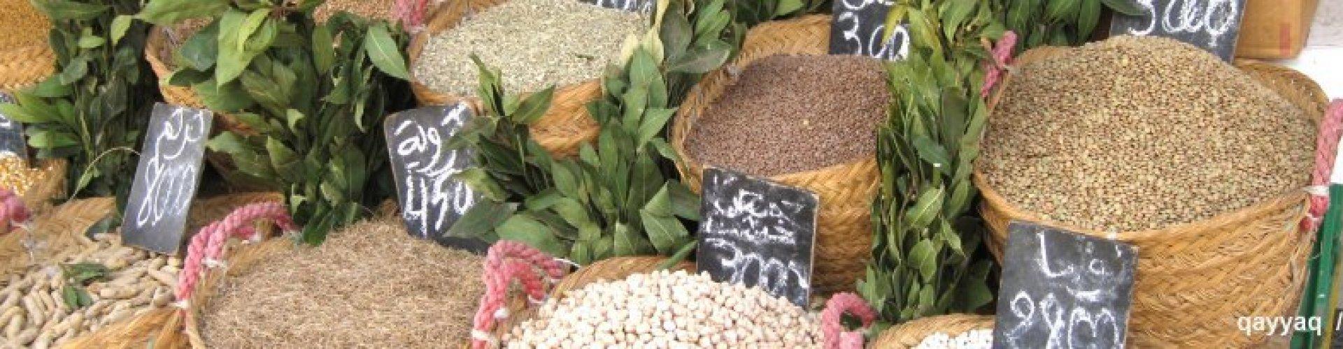 Markt in Midoun