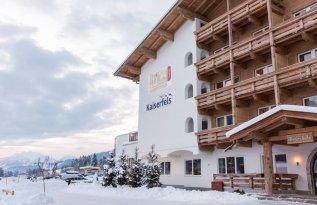 lti alpenhotel kaiserfels aussenansicht