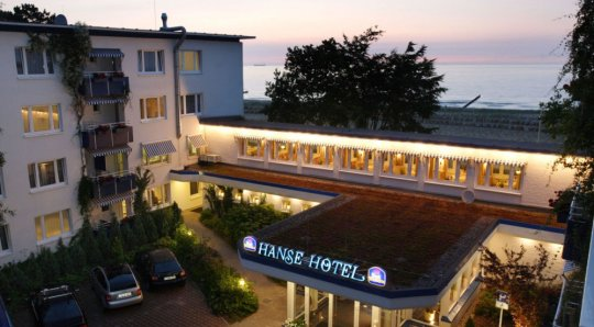 Best Western Hanse Hotel In Warnem 252 Nde Ostseek 252 Ste