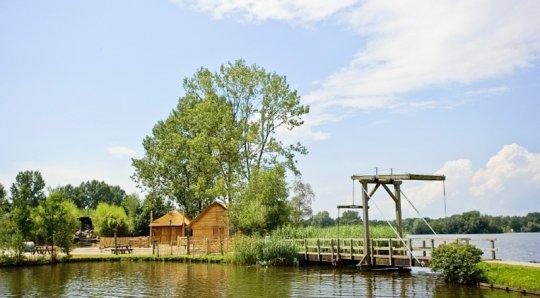 Ferienhaus de huttenheugte