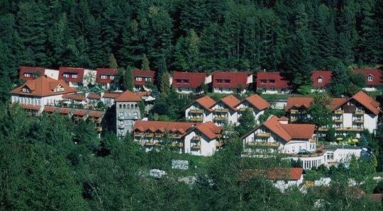 Burghotel Bayern