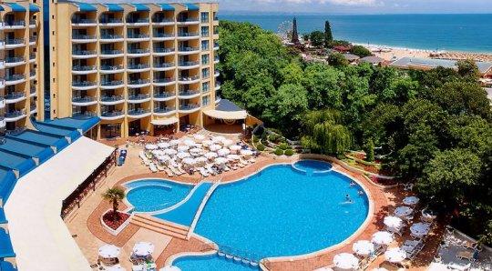Hotel Grifid Arabella Am Goldstrand Bulgarien Club Family