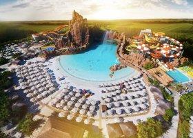 Land of Legends Kingdom Hotel Wasserpark Türkei