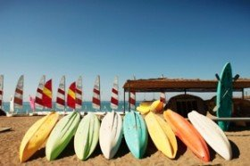 Sporturlaub Kanu