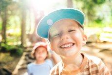 Campingurlaub mit Kindern Kind