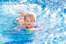 Schwimmkurs im Urlaub Kind