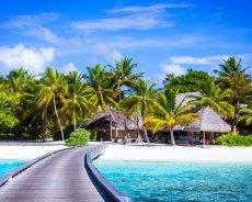 Malediven Strand Resort