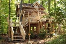 Natur Resort Tripsdrill Baumhäuser Deutschland