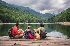 Urlaub mit Hund in den Bergen