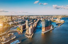 Urlaub mit Kindern in Deutschland Hamburg