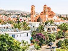 Zypern Stadt Paphos Kathedrale