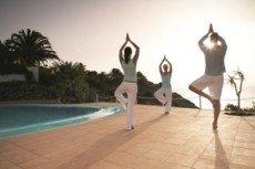 Sporturlaub Yoga