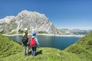 Alpen Österreich Wandern