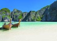 Fernreiseziele für Familien Thailand