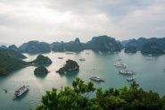 Fernreiseziele für Familien Vietnam