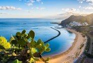 Urlaub mit Kindern am Meer Playa de las Teresitas