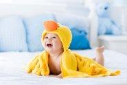 Wellness mit Kindern Baby