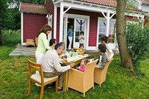 Familienurlaub in Ferienparks