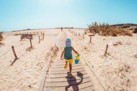 Urlaub mit Kindern am Meer