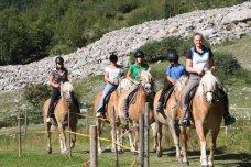 Reitwoche Tirol für Anfänger