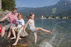 Zehn-Seen Familienradtour