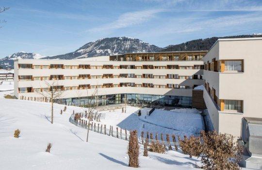 Austria Trend Alpine Resort Winteransicht