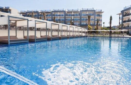 Hotel Viva Zafiro Alcudia & Spa Außenansicht