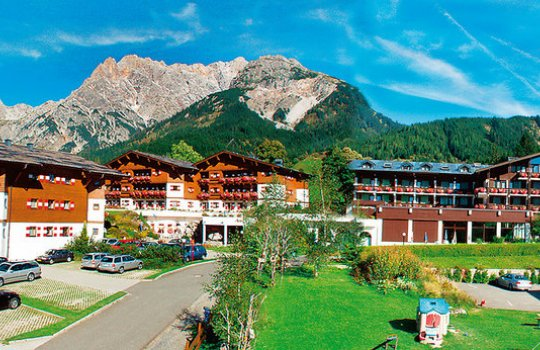 marco polo club alpina maria alm