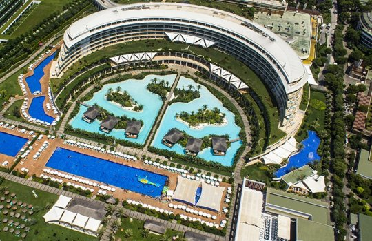 Hotel Maxx Royal Belek Golf & Spa