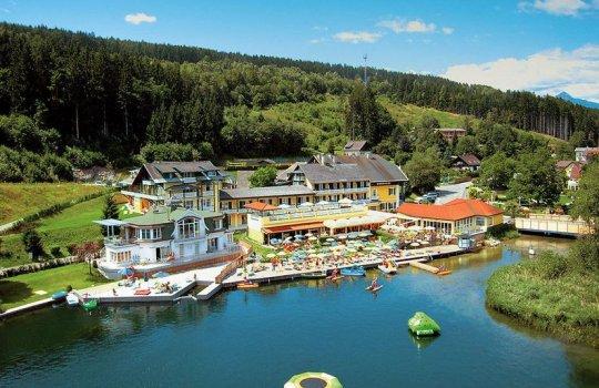 Seehotel Steiner Aussenansicht