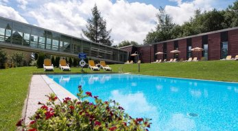 AHORN Waldhotel Altenberg Pool