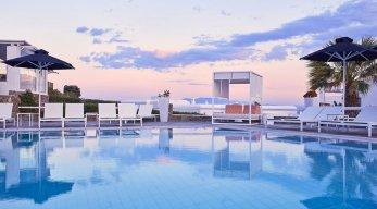 Archipelagos Luxury Hotel Mykonos Pool