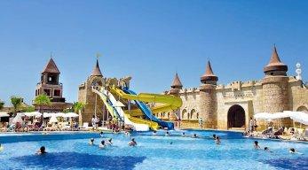 Belek Beach Resort Außenansicht