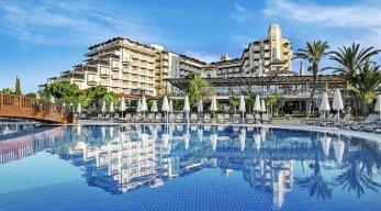 Bellis Deluxe Hotel Ansicht