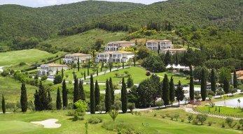 Cordial Hotel & Golf Resort Pelagone Aussenansicht