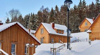 Das SCHIERKE Harzresort am Brocken Winter