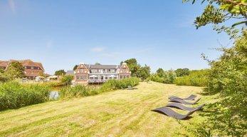 DJH Resort Neuharlingersiel Gartenanlage