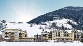 Dolomiten Residenz Sporthotel Sillian Aussenansicht