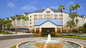 Fairfield Inn & Suites Orlando Lake Buena Vista Aussenansicht